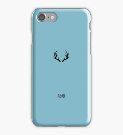 EXO 鹿晗 Lu Han Luhan Medals Inspired Logo 勋章  iPhone Case/Skin