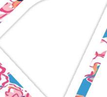 Kappa Delta - Preppy Sticker