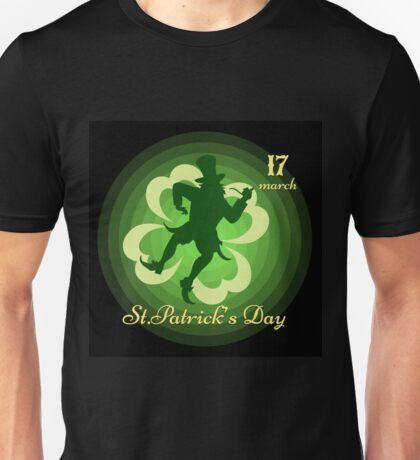 Saint Patricks Day Unisex T-Shirt