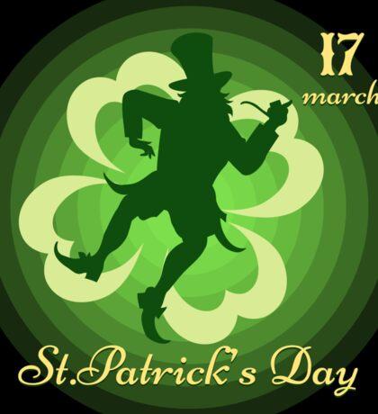 Saint Patricks Day Sticker