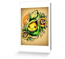 Budew Greeting Card