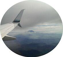 Mount Rainier by Tucker Hamilton
