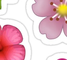 flower emojis Sticker