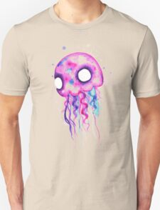 Jellyfish Watercolor T-Shirt