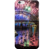 Sydney NYE Fireworks 2015 # 13 iPhone Case/Skin