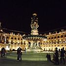 The kiss Bordeaux by graceloves