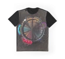 Planet Glasgow at Night Graphic T-Shirt