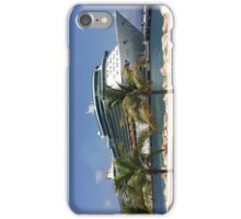 Freedom of the Seas Ship iPhone Case/Skin