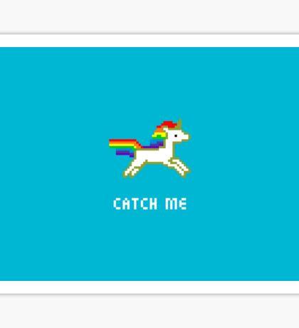 SMTOWN Pixel Art - SNSD Catch Me Sticker