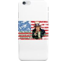 Vote 2016 - The ballot box is the surest arbiter of disputes among free people. iPhone Case/Skin