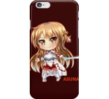 SAO: CHIBI ASUNA YUUKI iPhone Case/Skin