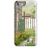 The Chicken Coop iPhone Case/Skin