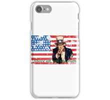 Vote 2016 - Above all, tell the truth. iPhone Case/Skin