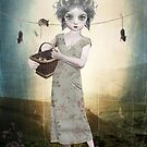Hung Out To Dry by Tanya  Mayers