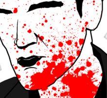 Tarantino - Shadow 3 Sticker