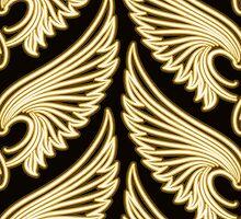 Wing Pattern by devaleta