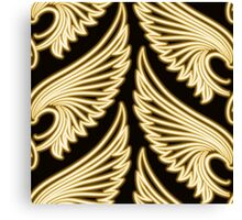 Wing Pattern Canvas Print