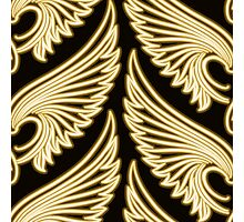 Wing Pattern Photographic Print