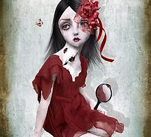 Porcelain by Tanya  Mayers