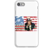 Vote 2016 - If it were not for the reporters, I would tell you the truth. iPhone Case/Skin