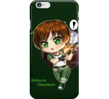 RE ZERO: CHIBI REBECCA iPhone Case/Skin