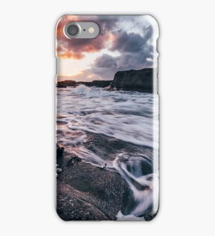 Liscannor, Co. Clare, Ireland iPhone Case/Skin