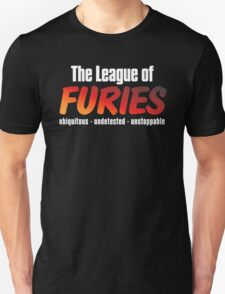 The League of Furies (white) T-Shirt