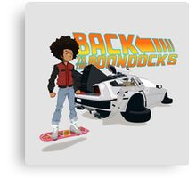 Back To The Boondocks Canvas Print