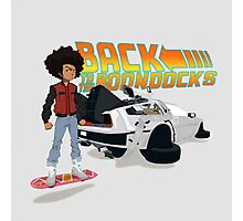 Back To The Boondocks Photographic Print