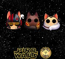 Dana's world of Cats - Purr Wars, the rookies by Kaizoku-hime