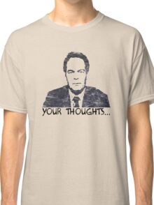 Max Keiser (Your Thoughts...) Classic T-Shirt