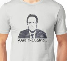 Max Keiser (Your Thoughts...) Unisex T-Shirt