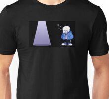 Undertale - Sans sleepin'  Unisex T-Shirt