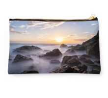 Misty Miami Morning Studio Pouch