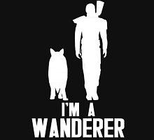 I'm A Wanderer (White) Unisex T-Shirt