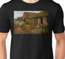 Farm - Life on the farm 1940s Unisex T-Shirt
