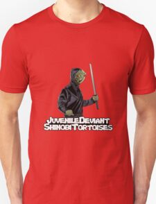 Juvenile Deviant Shinobi Tortoises T-Shirt