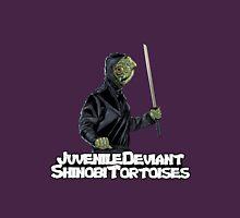 Juvenile Deviant Shinobi Tortoises Unisex T-Shirt
