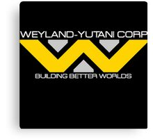 Weyland - Yutani Corporation Canvas Print