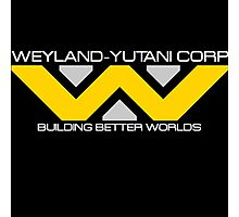 Weyland - Yutani Corporation Photographic Print