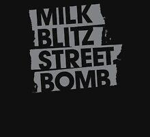 Milk.Blitz.Street.Bomb. Logo Unisex T-Shirt
