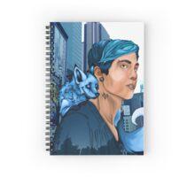 Otherworldly Spiral Notebook