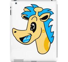 Psycho Giraffe iPad Case/Skin