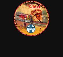 Sante Fe Railroad Big Chief Unisex T-Shirt