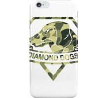 Diamond Camouflage iPhone Case/Skin