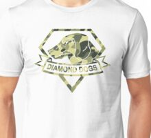 Diamond Camouflage Unisex T-Shirt