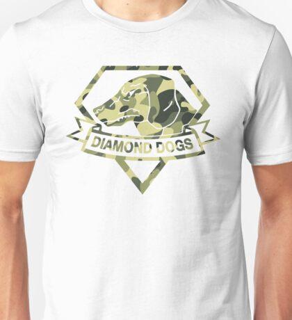 Diamond Camouflage Unisex T-Shirt