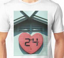 Beach Hut 24 Unisex T-Shirt