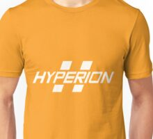 Hyperion Corporation (White) Unisex T-Shirt