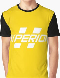 Hyperion Corporation (White) Graphic T-Shirt